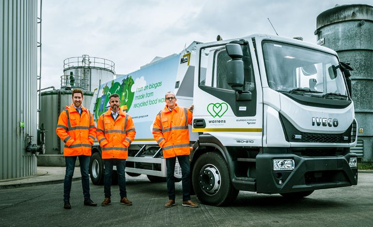 Emerald Biogas to run new biomethane-powered trucks – using their own energy