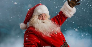 Aycliffe Council back-track – police and insurers confirm 'Santa Tours' are legal!