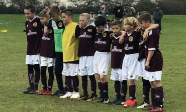 Aycliffe Juniors pay tribute to Syd Howarth with minute's silence