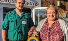 Defibrillator donated to Neville Residents Association