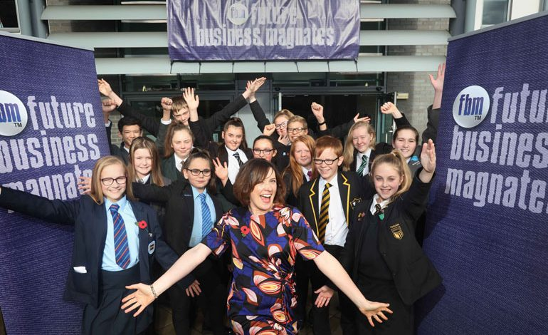 Schoolchildren go global for popular business competition