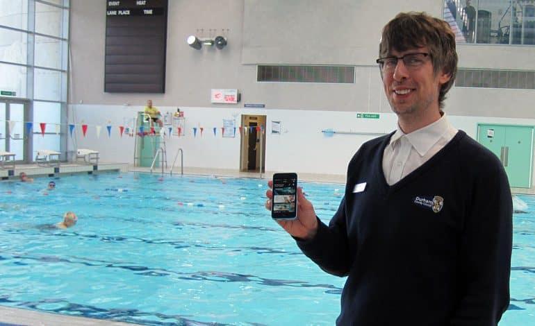 Get set to splash with new aqua app