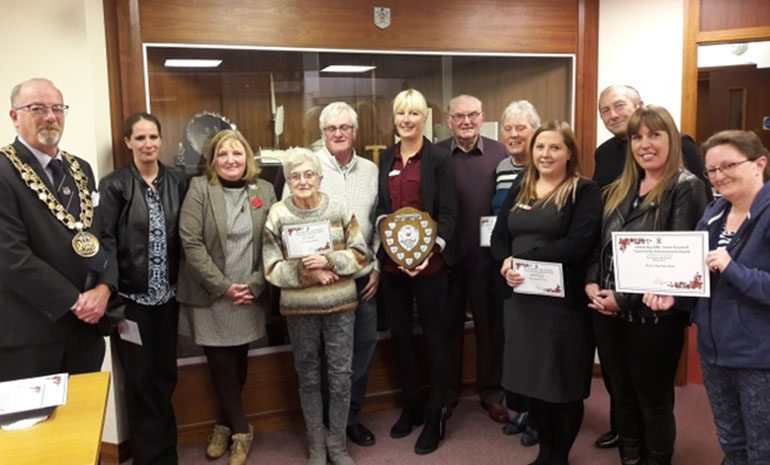Community enhancement awards dished out by Town Council
