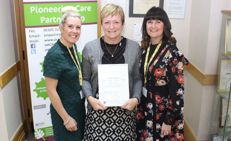 PCP awarded quality standard again