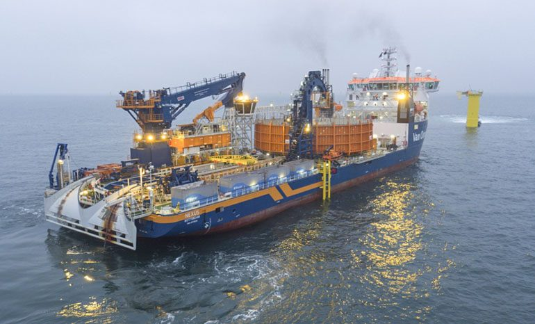 Tekmar lands Dutch cable contract