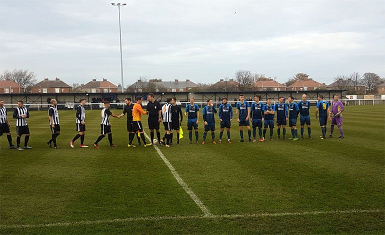 Aycliffe cruise to league win at Ashington