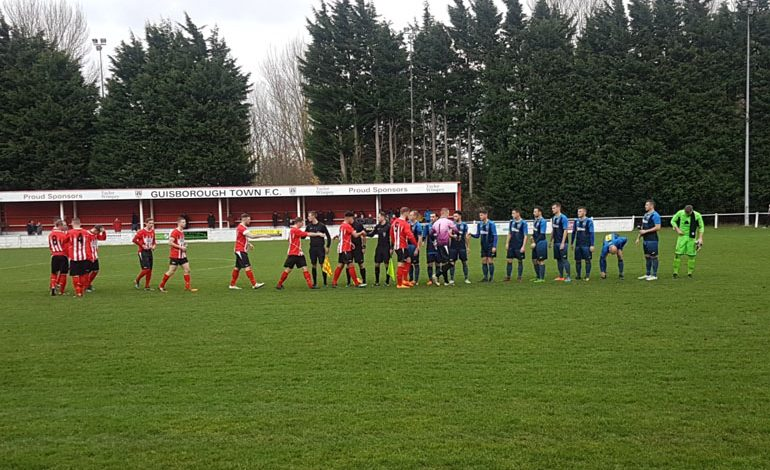 Aycliffe concede injury-time leveller in six-goal Guisborough draw