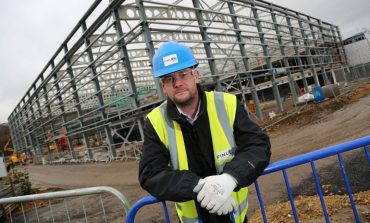 Praise for 'proactive' Finley Structures on Maiden Castle sports development