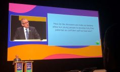 Greenfield head speaks at prestigious national conference