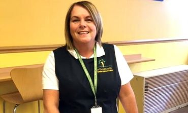 Popular Angie to leave Woodham Academy
