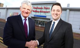 Deal revealed to sell Durham Tees Valley Airport