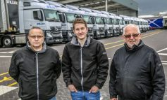 Logistics firm Stiller invests £1.7m in fleet of 20 new vehicles