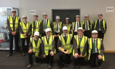 Woodham engineering students visit Nissan factory