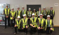 Woodham engineering students visit Nissan factory