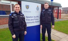 Two new PCSOs join Aycliffe beat team