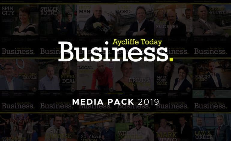 Aycliffe Today Business Media Pack 2019