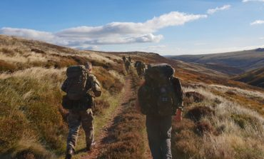Fifty cops to take on gruelling 30-mile challenge
