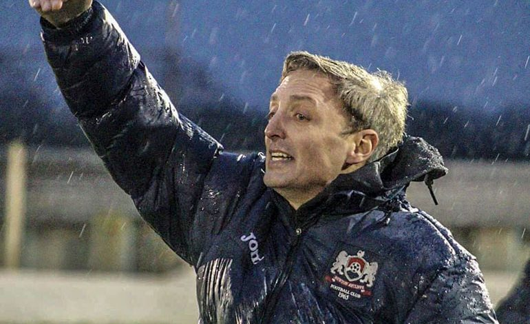 New Aycliffe boss off to winning start at West Auckland