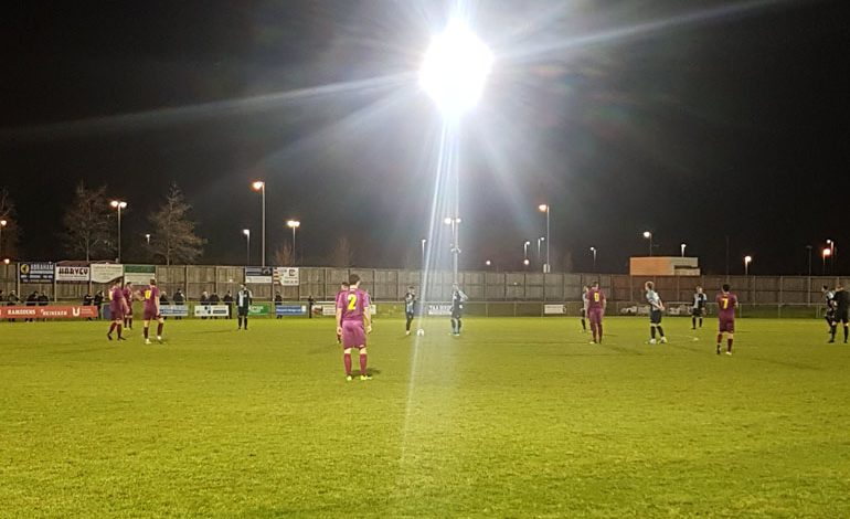 Aycliffe surrender two-goal lead at Bishop to lose derby