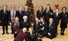 Greenfield students on song at community events