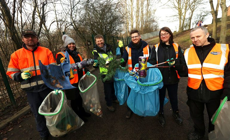 Become a Litter Hero with the Big Spring Clean