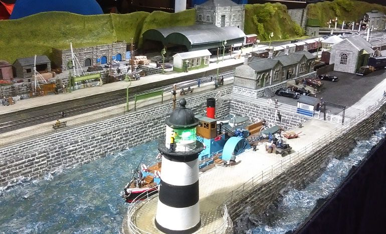 Rotary Model Railway Exhibition to be 'bigger and better' this year