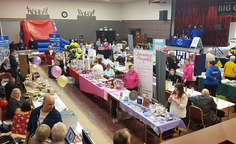 400 people attend Community Spirit fair at Big Club