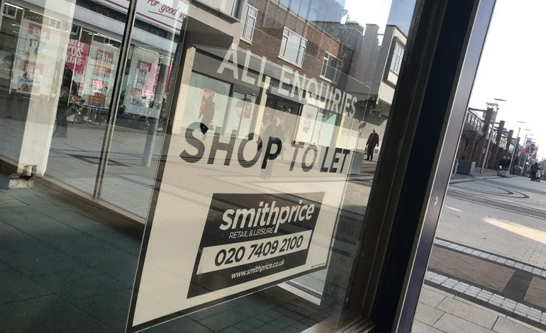 Online shopping to blame for 'high street demise' – Aycliffe town centre landlords