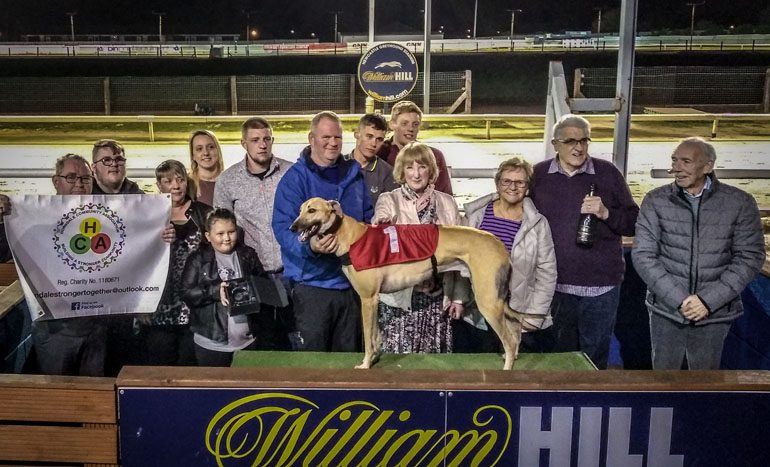 Community Association goes to the dogs