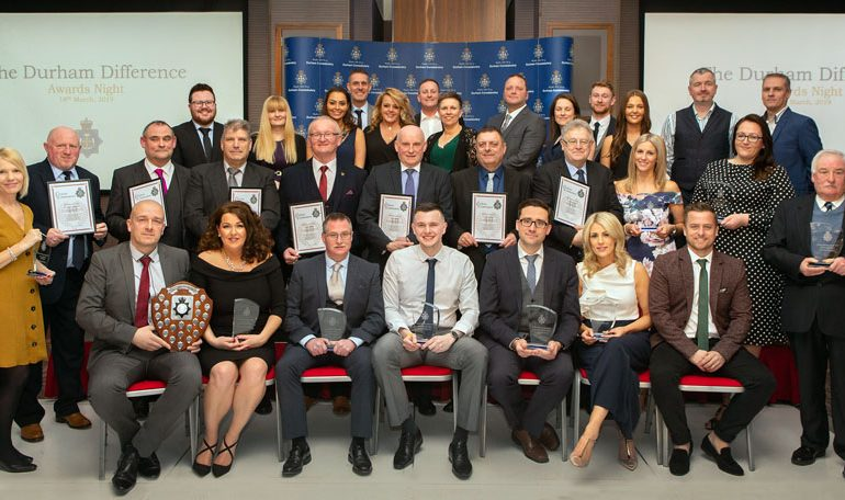 Inspirational officers, staff and volunteers honoured at inaugural awards ceremony