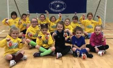 Centres designed for girls to love football