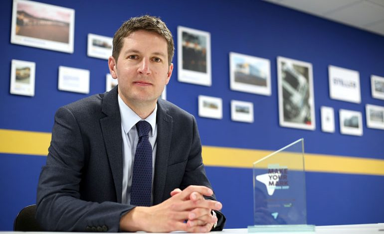 Aycliffe Company of the Year urging firms to enter fifth annual Make Your Mark awards