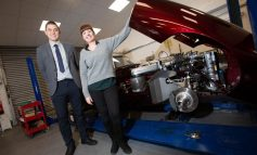 Aycliffe firm provides 'vital' air for E-Types