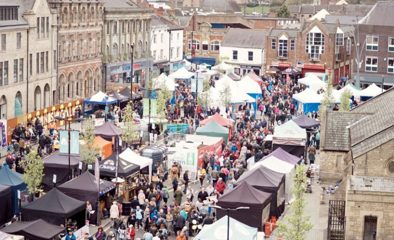 Food Festival draws in the crowds yet again