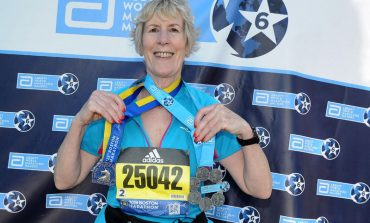 Aycliffe runner Judith, 65, completes worldwide series of six marathons