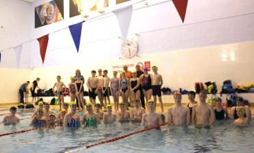 £7,629 GAMP cash funds new diving blocks for swimming club