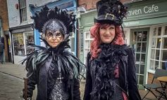 Horndale Community Association enjoys Goth day out at Whitby!