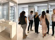 Roman opens architectural showroom in Malaysia