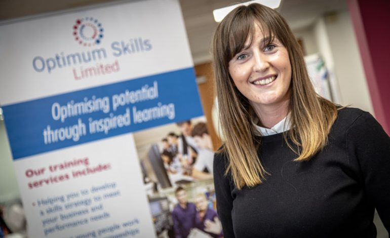 Optimum Prime: Aycliffe training and apprenticeship provider is getting results for businesses