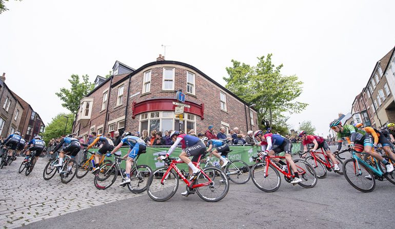 Durham gears up for cycling fever as Tour Series returns