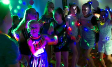 Community Spirit Newton Aycliffe host children's disco