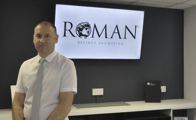 Roman appoints new commercial director