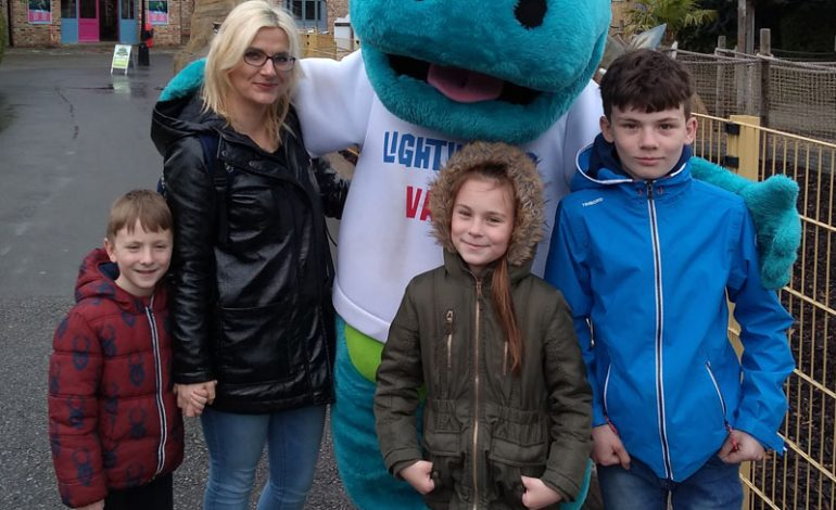 Horndale Community Association visits Lightwater Valley