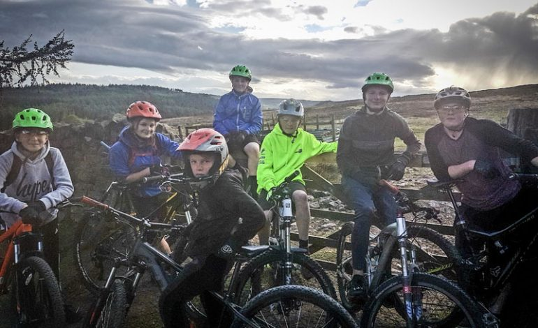 Mountain biking at Woodham Academy is on the up!