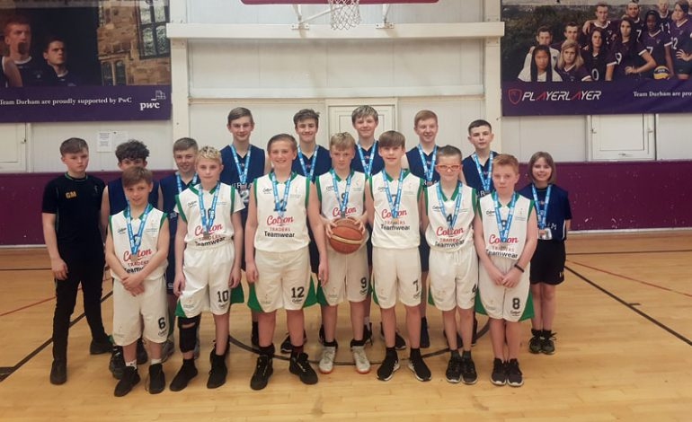 Woodham basketball team do well in county finals