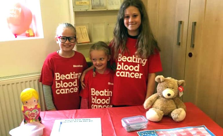 £1,600 coffee morning cash boosts blood cancer fundraising pot