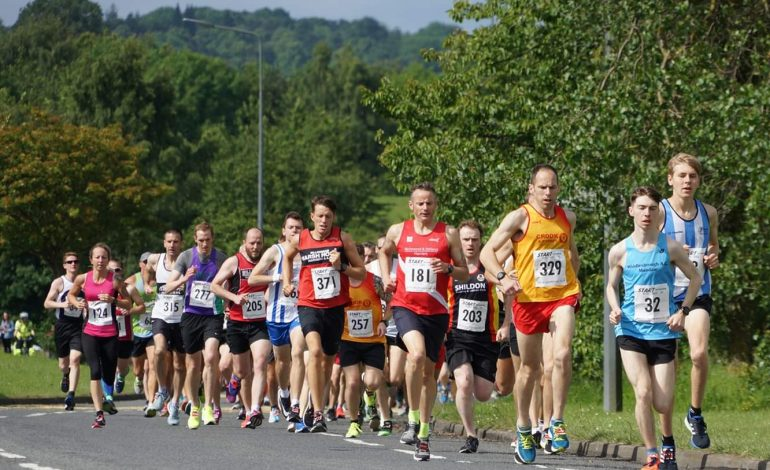 Aycliffe 10k the highlight of busy week for runners