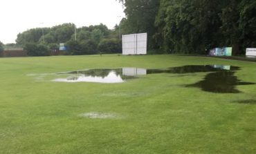 Aycliffe's cricket wash-out