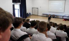 Dying to be Cool assemblies return for fourth year