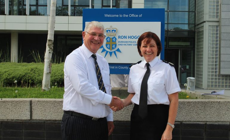 Jo Farrell confirmed as Durham Constabulary's new Chief Constable